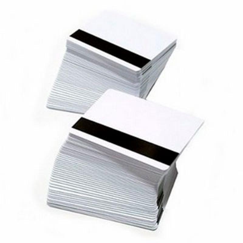 Cartão de Pvc para Crachá Preço Pirituba - Cartão Pvc Branco