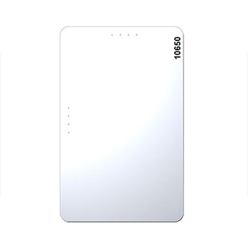 Cartões de Pvc Mifare Taubaté - Cartão Pvc Branco para Crachá