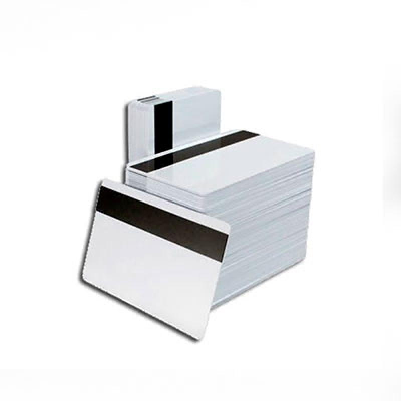 Cartões Pvc Brancos para Crachás Biritiba Mirim - Cartão Pvc com Chip