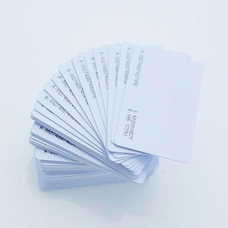 Cartões Pvc com Chip Jardim Bonfiglioli - Cartão Pvc com Chip