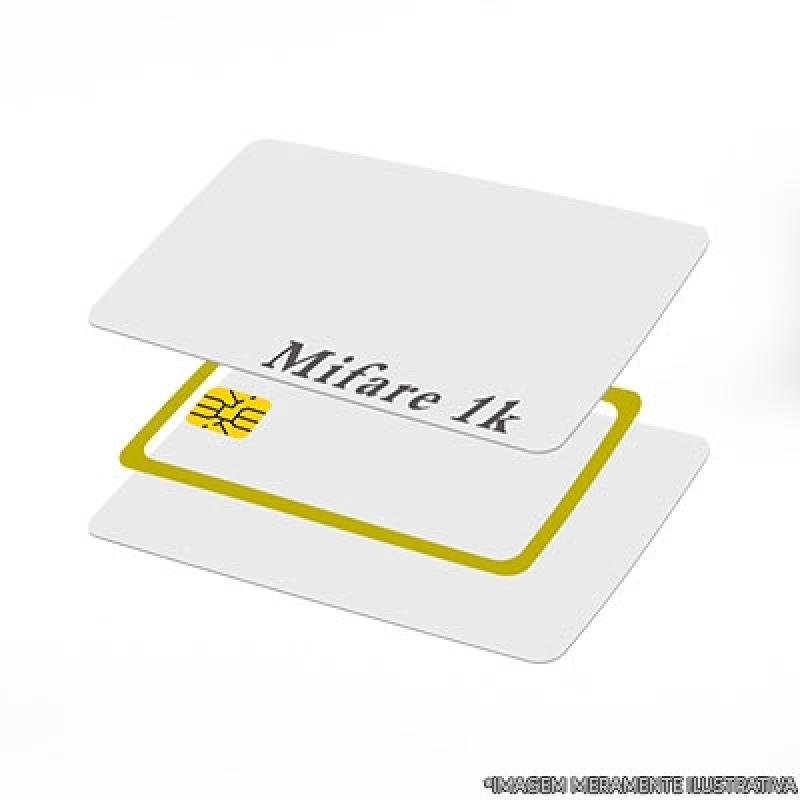 Cotação de Cartão de Pvc Mifare Jaboticabal - Cartão Pvc Branco
