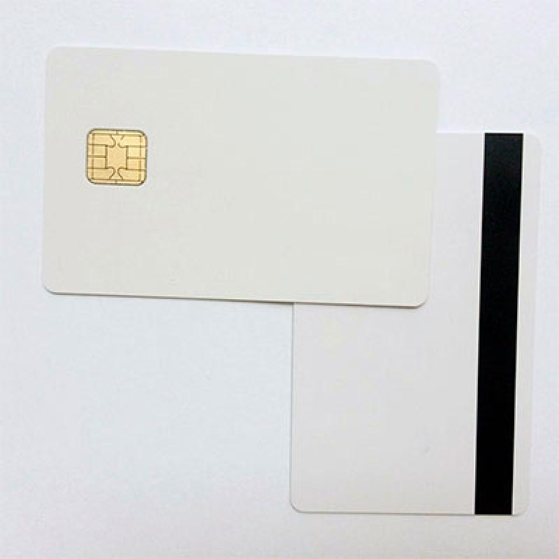 Cotação de Cartão Pvc com Chip Belém - Cartão em Pvc Branco