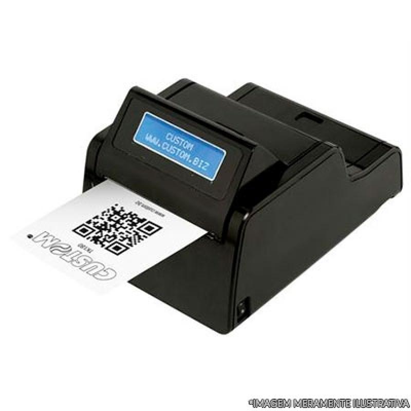 Impressora de Cupom Fiscal Preços Mandaqui - Impressora Zebra