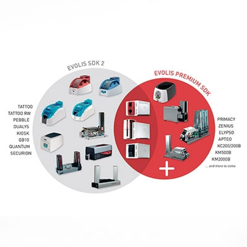 Impressora Evolis Pinheiros - Impressora de Etiquetas