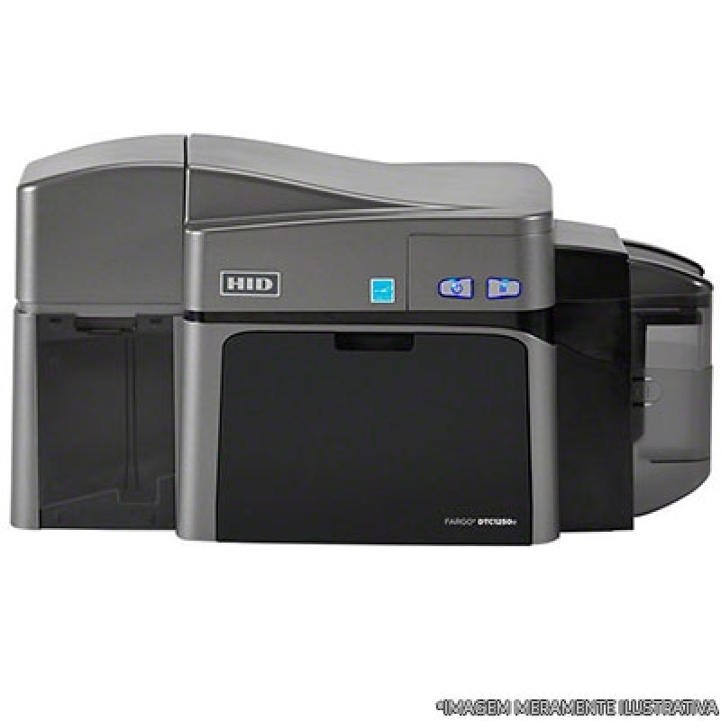 Impressora Fargo Preços Hortolândia - Impressora de Crachá