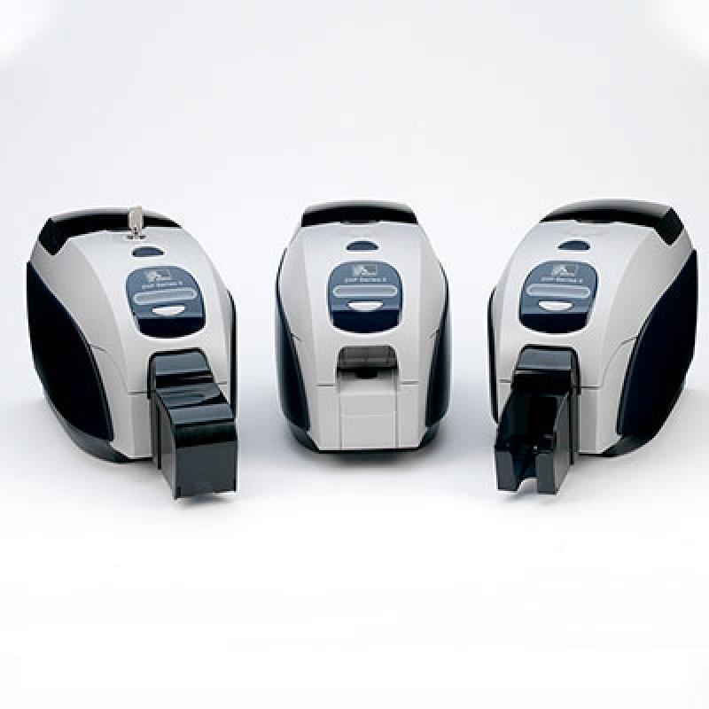 Impressora Zebra Preços Poá - Impressora de Crachá
