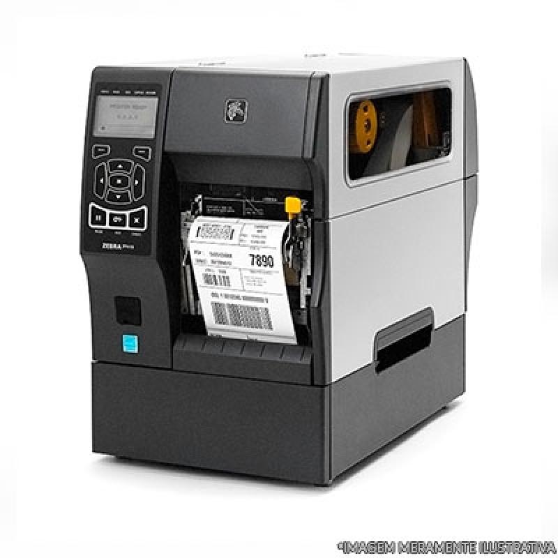 Impressora Zebra Taboão da Serra - Impressora Evolis