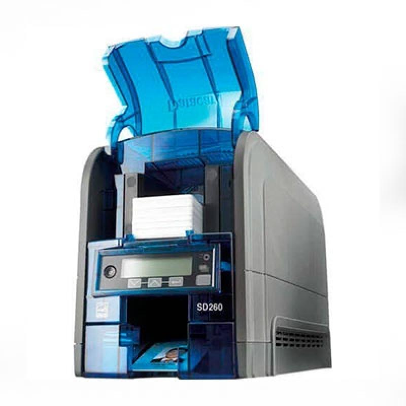 Onde Compro Impressora de Cartão Pvc Araraquara - Impressora de Crachá