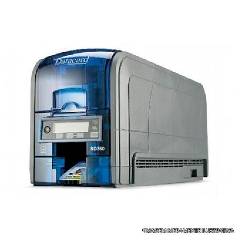 Onde Compro Impressora de Crachá Brooklin - Impressora Datacard