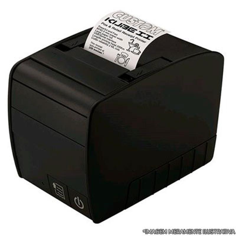 Onde Compro Impressora de Cupom Fiscal Sumaré - Impressora Zebra