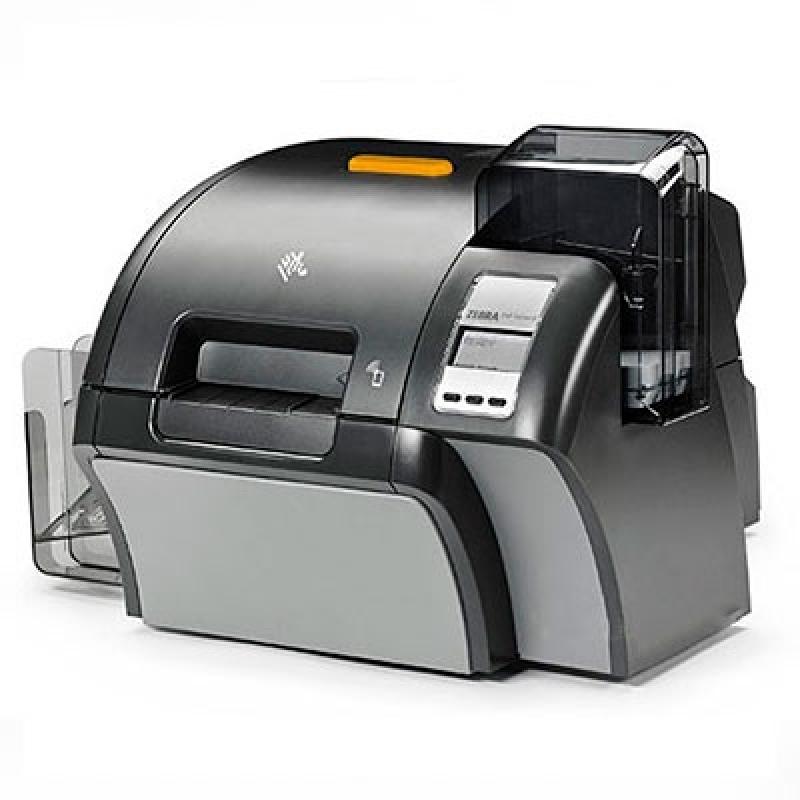 Onde Compro Impressora Zebra Sacomã - Impressora de Crachá