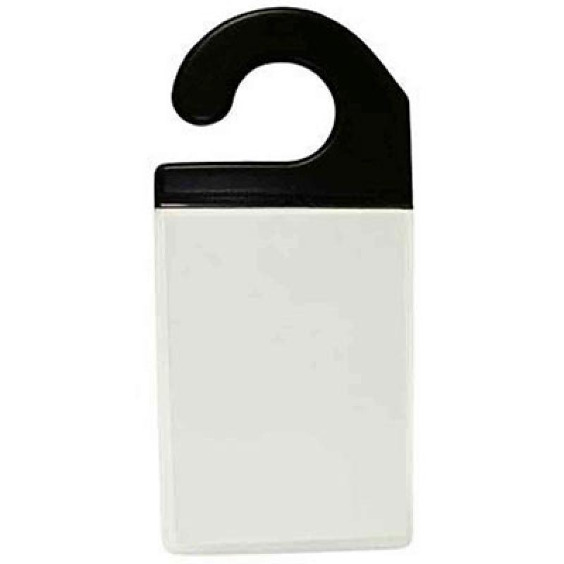 Porta Crachá de Plástico Presidente Prudente - Porta Crachá Retrátil