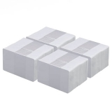 cartão pvc branco para crachá preço Itaim Bibi