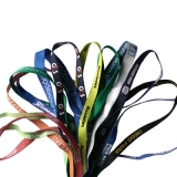 cordões para crachás em silk Pompéia