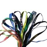 cordões para crachás em silk Barueri