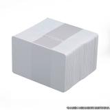 cotação de cartão pvc branco Vargem Grande Paulista