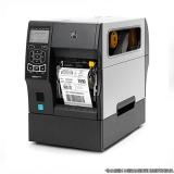 impressora zebra Parque do Carmo