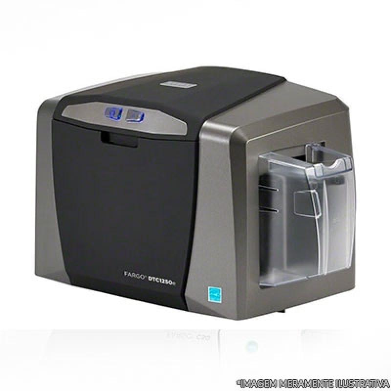 Venda de Impressora Fargo Anália Franco - Impressora de Etiquetas Argox